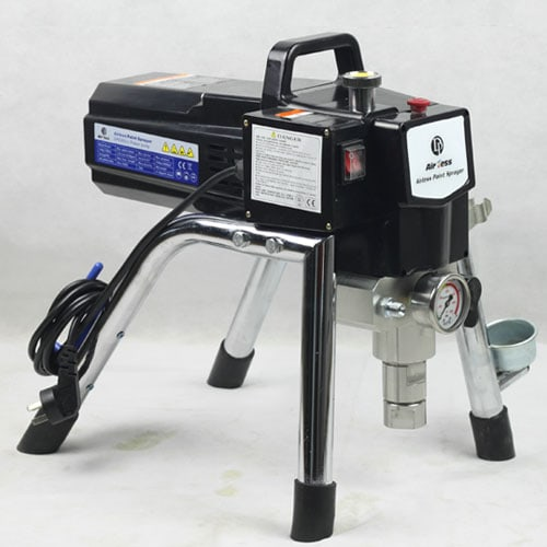 DP-6325 Electric Airless Paint Sprayer 1400W 2.4L/min