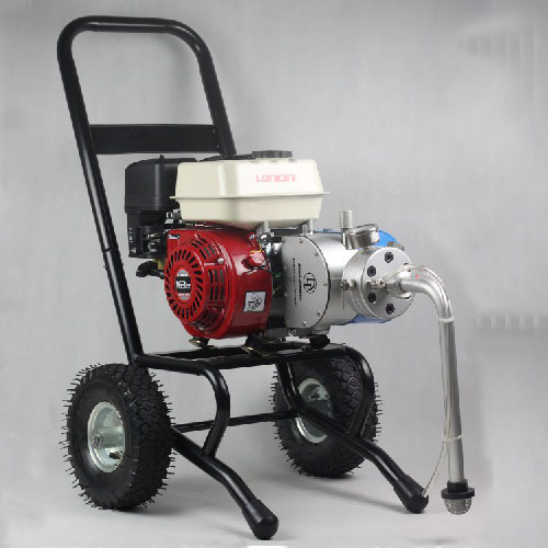 DP-6845 Gasoline Airless Paint Sprayer 4HP 4.5L/min