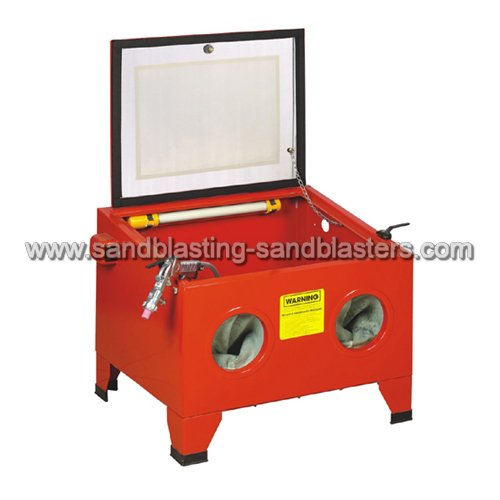 How to Compare Sandblasting Cabinets?