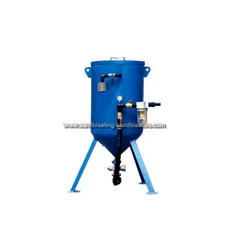 FB-M02 Common Pressure Movable Sandblaster