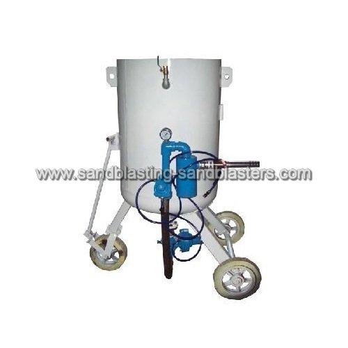 Fb M02 Common Pressure Movable Sandblaster Sandblasters