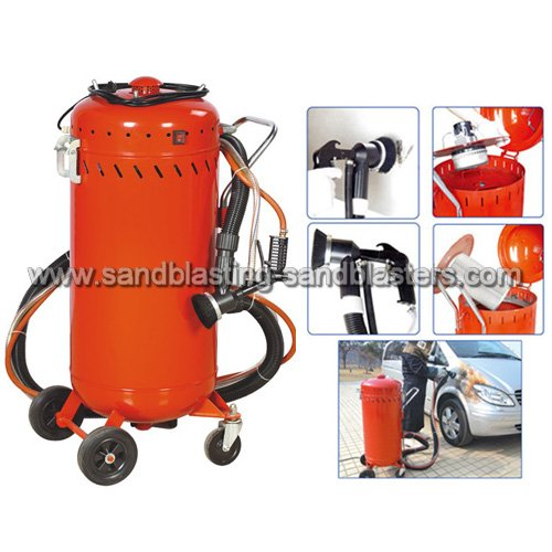 How to choose the right sandblasting equipment?