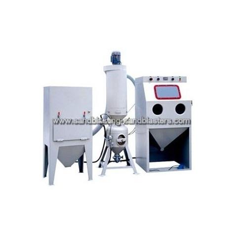 FB-P01 Pressure Feed Sandblaster