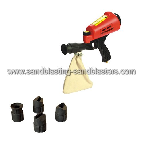 FBP-G03 All New Hand Held Sandblast Gun