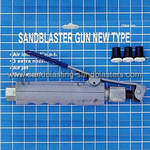 All New Hand Held Sandblast Gun Fbp G03 Diy Type