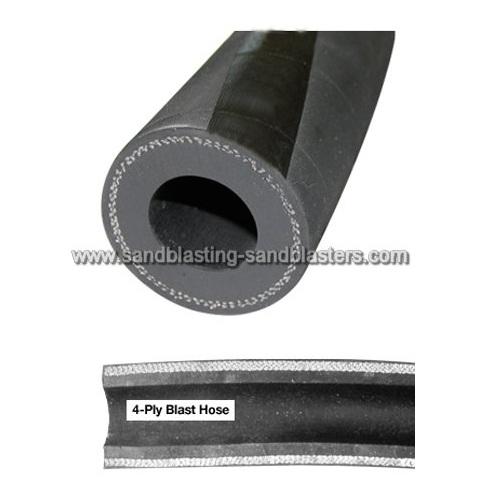 FBP-H01 Sandblast Hose,4-ply