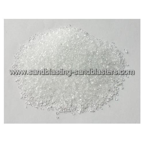 Sandblasting Glass Abrasive