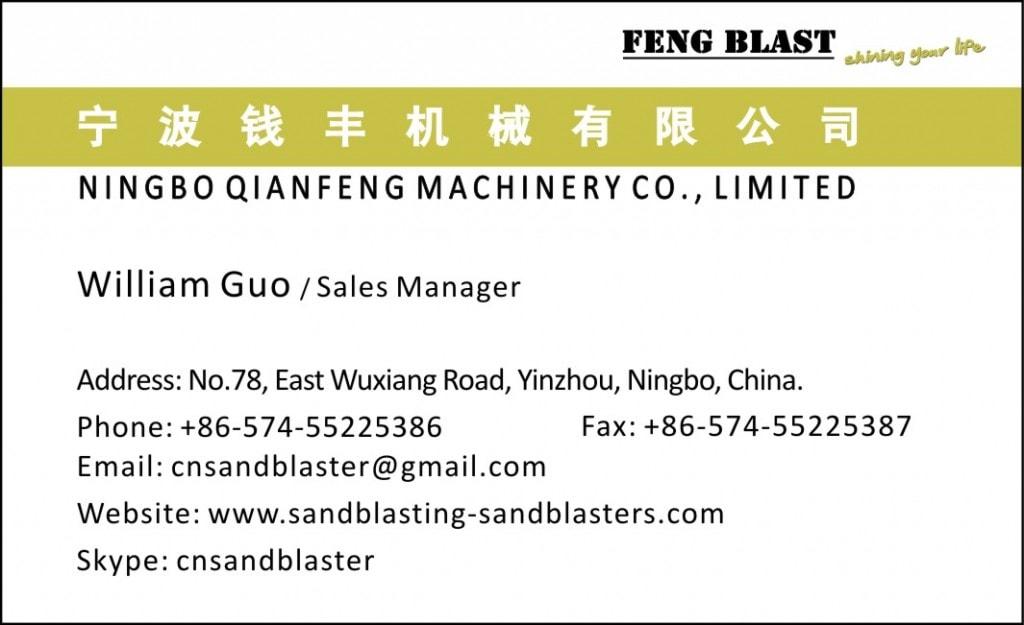 Feng Blast Namecard