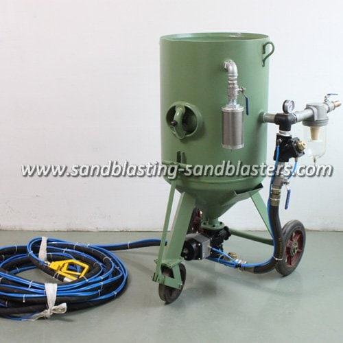 TS-500 Professional Portable Sandblaster